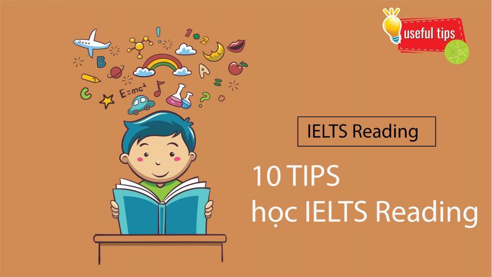10 Tips tự học Reading hiệu quả nhất